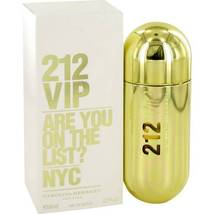 212 Vip Perfume  By Carolina Herrera for Women 2.7 oz Eau De Parfum Spray - $81.95