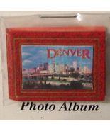 DOLLHOUSE Denver Photo Album & Pictures 2254 Jacqueline's Miniature - $5.55