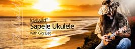 Idyllwild Sapele Ukulele with Gig Bag = Brand New!  Sweet Sound! - $55.44