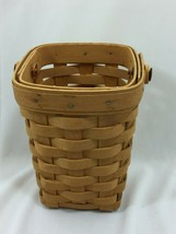 LONGABERGER 1998 Horizon of Hope Basket 26417 Vintage No Handle - $32.66