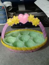 VHTF Hatchimal CollEGGtibles Spring Easter Basket holds 6 Hatchimals - $6.99