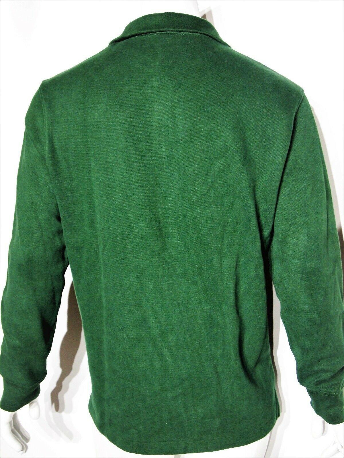 Polo Ralph Lauren size xxl french rib half zip sweater