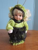 """5"""" Marie Osmond  GREEN COUNTESS CATERPILLAR BITTY Beauty Bug Series Limi... - $29.70"""
