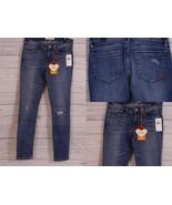 Dittos Women's Sienna Mid Rise Skinny Indigo Blue Jeans Size 5/27     (F2) - $18.49