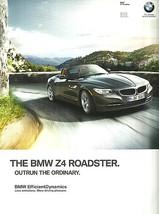 2013 BMW Z4 roadster sales brochure catalog 13 US sDrive 28i 35i 35is - $10.00