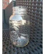 Golden Harvest Mason Jar - $4.99