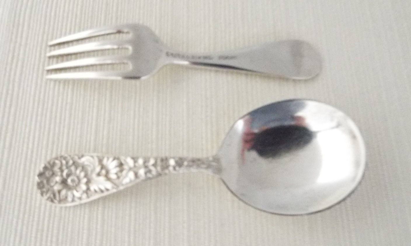 Calvert by Kirk Sterling Silver Cream Soup Spoon 6 1//4/""