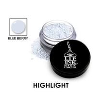 LIP INK  Brillantes Polvos Magicos Blueberry o - $24.75