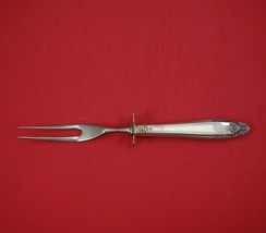 """Prelude by International Sterling Silver Steak Carving Fork HH WS 8 3/4"""" - $59.00"""