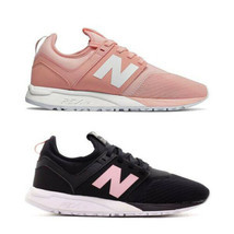 New Balance Women Sneakers Lace Up Low Top 247 Shoes Trainers - $80.33