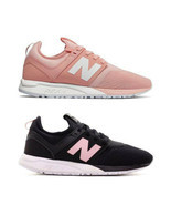 New Balance Women Sneakers Lace Up Low Top 247 Shoes Trainers - $107.95 CAD