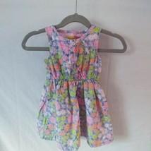 Penelope Mack Floral Dress Size 12 Months - $5.00