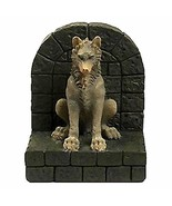 Deluxe Mega Kit Stark Direwolf Miniature Replica Game of Thrones Miniatu... - $17.78