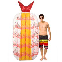 Shrimp Sushi Inflatable Pool Float - $42.01
