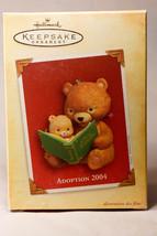 Hallmark: Adoption - Two Bears Reading Book - 2004 - $11.08