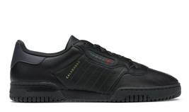 Nuovo Adidas Yeezy Powerphase Calabasas Nero CG6420 Nuovo Nella Scatola - $228.70+