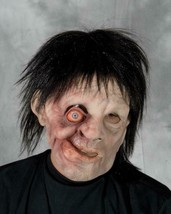 Hunchback Mask Wig Freaky Creepy Eye Scary Monster Halloween Costume M7001 - $86.16 CAD