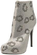 Report Signature Women's Clarkson Bootie,White,8 M US - $31.31