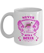 Boxer Dog Mug - Boxer Dog Coffee Mug - Boxer Dog Mom Mug - Dog Boxer Mug... - $14.80