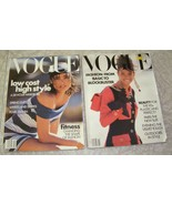 Vogue April October 1989 - $30.00