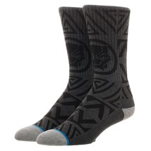The Black Panther Marvel Comics Waterprint Knit Adult Crew Sock - $12.75