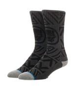 The Black Panther Marvel Comics Waterprint Knit Adult Crew Socks - $9.99