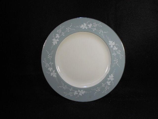 Vintage Royal Doulton English Bone China Reflection Salad Plate