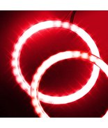 Oracle Lighting JE-PA0713-R - Jeep Patriot LED Halo Headlight Rings - Red - $152.15