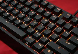 Maxtill G800K Mechanical Gaming Keyboard Kailh Longhua Switch USB Wired LED image 3