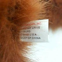 "KM International Wild Republic Plush Orangutan Monkey Ape Stuffed Animal 19"" image 6"