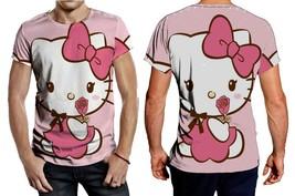 Hello Kitty Cute Tee Men - $23.99