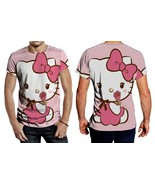 Hello Kitty Cute Tee Men - $23.99