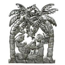 Palm Tree Nativity Wall Art - Croix des Bouquets (H) - £26.78 GBP