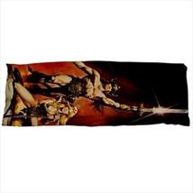 dakimakura body hugging pillow case conan the barbarian nerd geek cover daki - $36.00