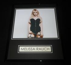 Melissa Rauch Framed 11x14 LIngerie Photo Display Big Bang Theory - $22.55