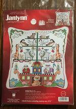 Janlynn Noah's Ark Counted Cross Stitch Kit - $17.99