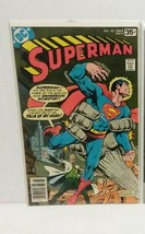 SUPERMAN #325 + DC SUPERSTARS + TIME WARP #2 - FREE SHIPPING - $18.70