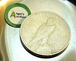 Liberty Peace Silver Dollar 1923 AA20-CND7011 image 1