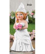 Wedding Bride Gnome - $23.50