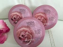 3 Bath and & Body Works Warm Vanilla Sugar Ultr Shea Body Butter Cream 7... - $70.29