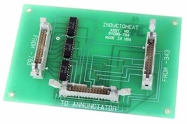 NEW INDUCTOHEAT 31035-764 PC BOARD 11510-246 31035764