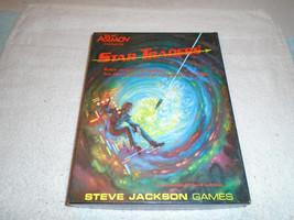 VINTAGE 1987 STAR TRADERS GAME STEVE JACKSON COMPLETE - $39.99