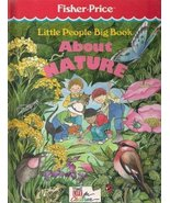 Little People Big Book About Nature - $29.65