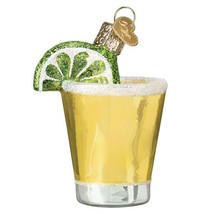Tequila Shot Holiday Ornament Glass - $31.94