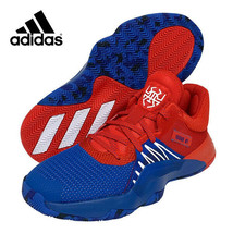 adidas D.O.N. Issue #1 Men's Basketball Shoes Casual Red Blue NWT EF2400 - $129.18