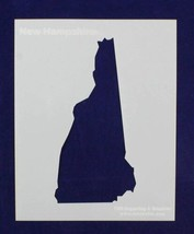 State of New Hampshire Stencil 14 Mil Mylar - Painting /Crafts/ Templates - $13.99