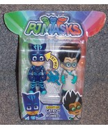 2017 PJ Masks Light Up Catboy and Romeo Figures New In The Package - $24.99