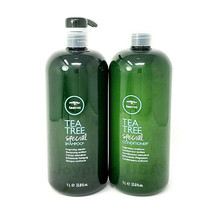 NEW [ PAUL MITCHELL ] Tea Tree Hair Special Conditioner & Shampoo 33.8oz... - $55.92