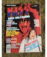 KISS ROCK WORLD Magazine Summer 1979 Complete Excellent Near Mint Condition - $25.00
