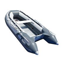 BRIS 8.2 ft Inflatable Boat Inflatable Pontoon Dinghy Raft Tender image 2